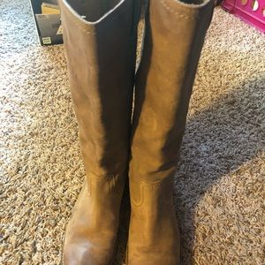Frye Tall Riding Boots